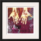 Mendhi III Posters by  Meringue
