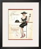 Wine Event III Prints by Andrea Laliberte