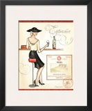 Wine Event I Art by Andrea Laliberte