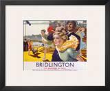 Bridlington: Its Quicker By Rail, LNER, c.1923-1947 Posters