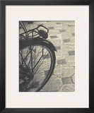 La Bicyclette III Prints by Marc Olivier