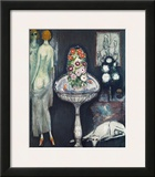 La Vasque Fleurie Prints by Kees van Dongen