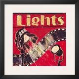 Lights Posters by Tara Gamel