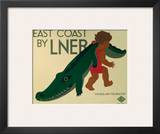 East Coast by LNER Posters