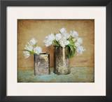 Vintage Tulips I Prints by Cristin Atria