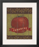 Pomodoro Posters by Stephanie Marrott