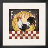 Early Bird Diner Posters by Kathy Middlebrook