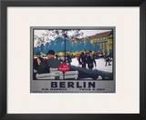 Berlin via Harwich twice a day, LNER, c.1925 Posters