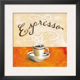 Espresso Posters by Karen Bates