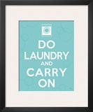 Laundry On I Prints by  Pela
