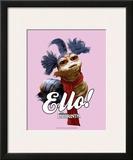 Labyrinth-Ello! Prints by Jim Henson