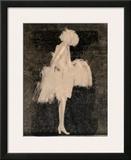 Silhouette 3 Prints by Aurore De La Morinerie