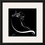Dancing Couple VI Prints by Alijan Alijanpour
