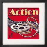 Action Prints by Tara Gamel