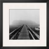 Misty Walk, Cape Cod Posters by Reid Yalom