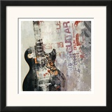 Rock n Roll II Prints by David Fischer