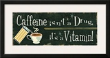Funny Coffee IV Prints by  Pela