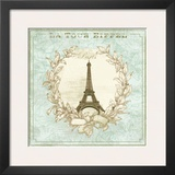 Tour De Eiffel Posters by David Fischer