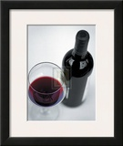 Merlot Prints by Teo Tarras