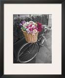 Basket of Flowers I Posters by Assaf Frank