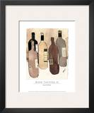 Wine Tasting II Prints by Sam Dixon