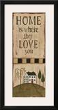 Home Is Where Prints by Kim Klassen