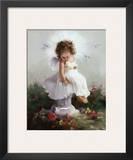 Baby Angel II Posters by Joyce Birkenstock