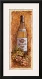 Chardonnay Poster by Charlene Winter Olson
