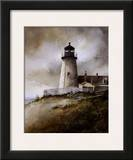Pemaquid Print by Ray Hendershot