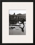 Derriere la Gare Saint-Lazare, Paris Prints by Henri Cartier-Bresson