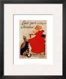 Lait Sterilise Posters by Théophile Alexandre Steinlen