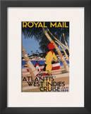 West Indies Cruise Prints