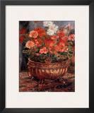 Flowerpot Prints by Pierre-Auguste Renoir