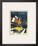 Times Square: New York City Prints by  Anderson Design Group
