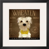 Wheaten Dark Roast Prints by Stephen Fowler