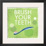 Brush your Teeth Posters by Drako Fontaine