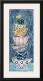 Blue Monday I Posters by Carolyn Holman