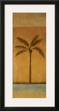 Golden Palm I Prints by Jordan Gray