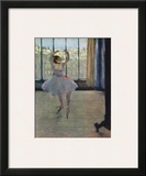 Dancer at the Photographers Posters by Edgar Degas