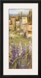 Provencal Village II Posters by Michael Longo