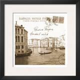 Vintage Venezia I Prints by Carole Stevens