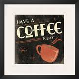 Coffee Prints by Jace Grey