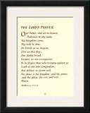 The Lord's Prayer Prints