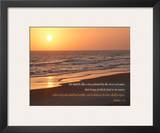 Sunrise II Print by Kathy Mansfield