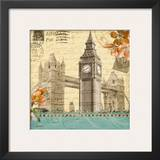London Art by Carole Stevens