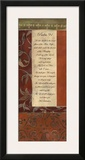 Fleur de Spice, Psalm 91 Print by  Smith-Haynes