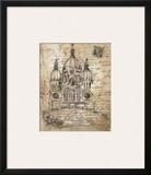 Sacre-Coeur Posters by Elizabeth Jardine