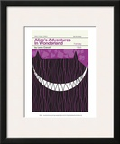 Alice's Adventures in Wonderland Prints