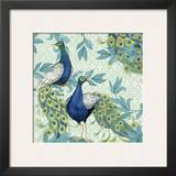 Pretty Peacocks Posters by Marilu Windvand