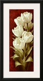 Magnificent Tulips II Poster by Igor Levashov